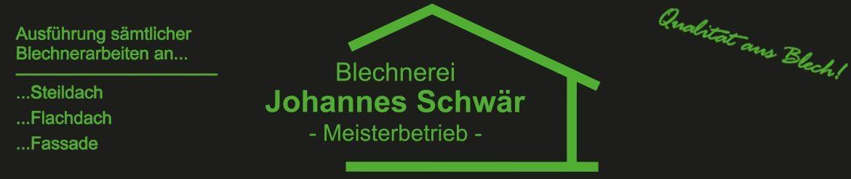 Blechnerei Johannes Schwär